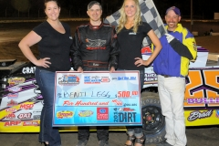 eagle-04-19-14-ice-breaker-557-benji-legg-and-miss-nebraska-cup-finalist-donna-hafsaas-and-jen-harter-and-flagman-billy-lloyd-joeorthphotos