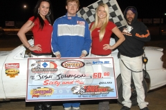 eagle-04-27-13-779-josh-johnson-and-2012-miss-nebraska-cup-courtney-wulf-and-miss-nebraska-cup-first-runner-up-steph-klein-and-flagman-billy-lloyd