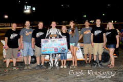 Eagle   08-02-14 373    Trent Roth with Team Roth  JoeOrthPhotos