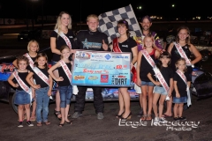 Eagle-08-23-14-292-Ramsey-Meyer-with-2013-Miss-Nebraska-Cup-Elle-Potocka-and-Miss-Nebraska-Cup-finalist-Jen-Harter-and-flagman-Billy-Lloyd-along-with-2014-Mini-Miss-Nebraska-Cup-finailist-JoeOrthPhoto