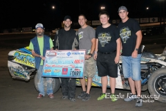 Eagle   08-23-14 306   Chad Anderson with his dad and crew   JoeOrthPhoto