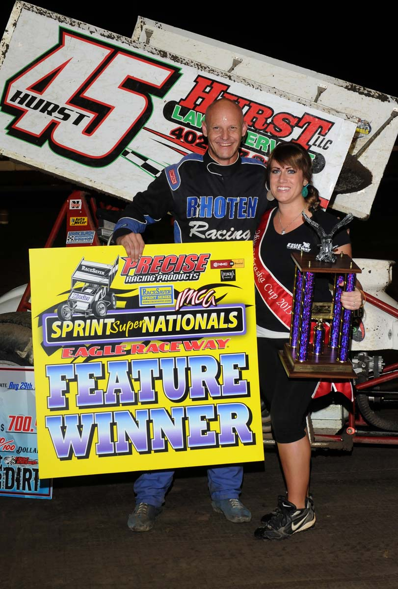 Eagle-08-29-14-681-Tadd-Holliman-with-Miss-Nebraska-Cup-Elle-Patocka-JoeOrthPhotos