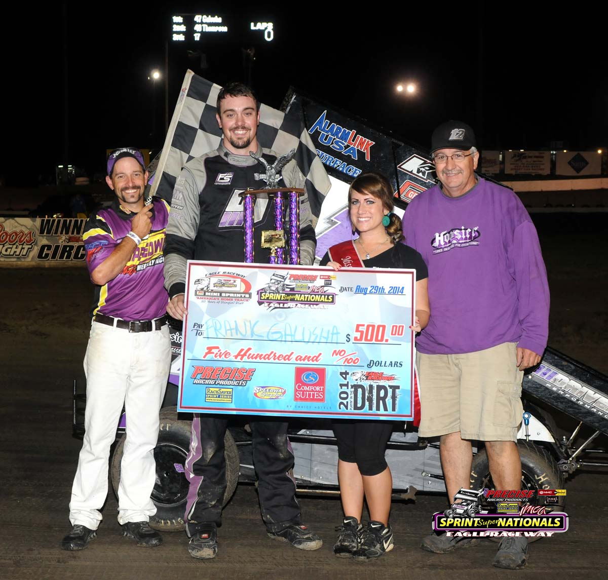 Eagle-08-29-14-717-Frank-Galusha-with-Miss-Nebraska-Cup-Elle-Patocka-and-flagman-Billy-Lloyd-and-father-Ron-JoeOrthPhotos