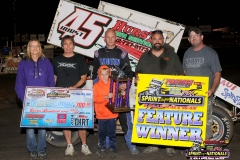Eagle   08-29-14 704   Tadd Holliman with crew and family  JoeOrthPhotos