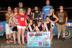 Eagle   08-30-14 467    Tyler Davis and crew with  2013 Miss Nebraska Cup Elle Potocka  along with 2014 Mini Miss Nebraska Cup finailist    JoeOrthPhoto