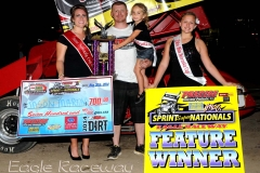 Eagle   08-30-14 482   Jason Martin with  2013 Miss Nebraska Cup Elle Potocka  along with 2014 Mini Miss Nebraska Cup finailist   JoeOrthPhoto