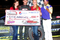 eagle-08-10-13rd-166-dustin-andersen-with-miss-nebraska-cup-courtney-wulf-and-miss-nebraska-cup-finalist-allison-walter-and-flagman-billy-lloyd-jpg