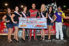 eagle-08-24-13-517-dylan-smith-with-2013-miss-nebraska-cup-finalist-allison-walter-danielle-noonan-donna-hafsaas-elle-patocka-and-jen-harter-and-flagman-billy-lloyd