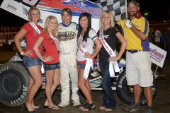 eagle-08-27-11-2011-360-sprint-car-track-champion-stu-snyder-with-2011-nebraska-cup-finalist-brandi-kadavy-jamie-kromberg-lindsey-flodman-de-anne-kathol-and-flagman-billy-lloyd