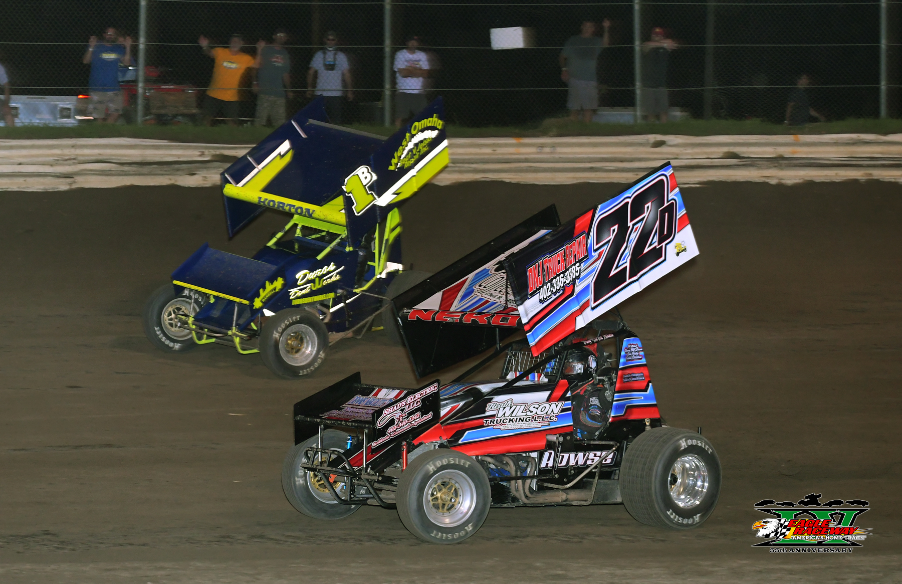 sprint car drivers from broken arrow oklahoma