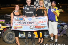 eagle-07-13-13-396-jason-harms-with-miss-nebraska-cup-courtney-wulf-and-miss-nebraska-cup-finalist-elle-patocka-and-flagman-billy-lloyd