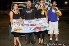 eagle-07-13-13-414-terry-richards-with-miss-nebraska-cup-courtney-wulf-and-miss-nebraska-cup-finalist-elle-patocka-and-flagman-billy-lloyd