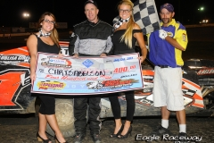 eagle-07-13-13-424-chris-abelson-with-miss-nebraska-cup-courtney-wulf-and-miss-nebraska-cup-finalist-elle-patocka-and-flagman-billy-lloyd