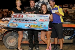 eagle-07-14-12-486-chris-alcorn-with-lindsey-flodman-and-jamie-kromberg-and-flagman-billy-lloyd
