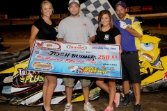 eagle-07-14-12-493-josh-blumer-with-lindsey-flodman-and-jamie-kromberg-and-flagman-billy-lloyd