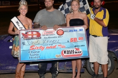 eagle-07-16-11-david-knoell-with-miss-cass-county-deanne-kathol-and-2010-miss-nebraska-cup-finalist-jessica-spanel-and-flagman-billy-lloyd