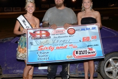 eagle-07-16-11-david-knoellwith-miss-cass-county-deanne-kathol-and-2010-miss-nebraska-cup-finalist-jessica-spanel-and-flagman-billy-lloyd