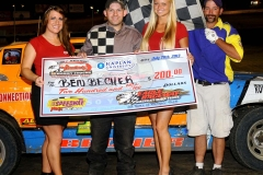 eagle-07-20-13-517-ben-becher-with-miss-nebraska-cup-courtney-wulf-and-miss-nebraska-cup-finalist-elle-patocka-and-flagman-billy-lloyd