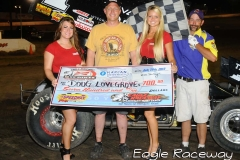 eagle-07-20-13-552-doug-lovegrove-with-miss-nebraska-cup-courtney-wulf-and-miss-nebraska-cup-finalist-elle-patocka-and-flagman-billy-lloyd