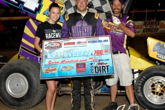 Eagle-07-26-14-454-Joey-Danley-with-Allison-Walter-and-flagman-Billy-Lloyd-JoeOrthPhotos