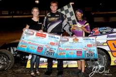 Eagle-07-26-14-478-Johnny-Saathoff-with-Miss-Nebraska-Cup-Finalist-Jen-Harter-and-flagman-Billy-Lloyd-JoeOrthPhotos