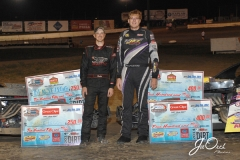 Eagle   07-26-14 486   Benji Legg and Johnny Saathoff    JoeOrthPhotos