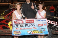 eagle-07-28-12-571-mike-hansen-with-miss-cass-county-loxley-grafe-and-miss-eagle-amanda-fogerty