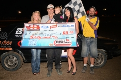 eagle-06-18-11-gannon-with-nebraska-cup-girl-jessica-spanel-and-miss-nebraska-cup-katlin-leonard-and-flagman-billy-lloyd