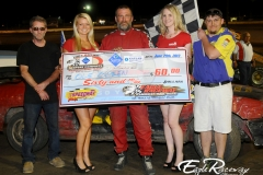 eagle-06-29-13-641-ole-olsen-and-crew-with-miss-nebraska-cup-courtney-wulf-and-miss-nebraska-cup-finalist-jen-harter-and-the-eagle-flagman