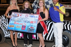 eagle-05-24-14-529-melissa-etherton-with-2013-miss-nebraska-cup-elle-patocka-and-2012-miss-nebraska-cup-cortney-wulf-and-flagman-billy-lloyd-joeorthphotos