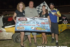 eagle-05-26-12-don-hall-jr-with-catrina-harris-and-elle-patocka-and-flagman-billy-lloyd_0