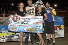 eagle-05-26-12-tim-ward-with-catrina-harris-and-elle-patocka-and-flagman-billy-lloyd