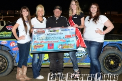 Eagle   05-08-15 432   Roy Armstrong and Miss Ne Cup Jen Harder and Miss Eagle Raceway finalist Zoe Dalton Sidney Brummer Robyn Burnison    JoeOrthPhotos.JPG
