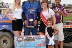 Eagle-09-01-14-544-Justin-Wulf-with-2013-Miss-Nebraska-Cup-Elle-Potocka-and-Miss-Nebraska-Cup-finalist-Jen-Harter-and-flagman-Billy-Lloyd-along-with-2014-Mini-Miss-Nebraska-Cup-finailist-Avari-Thornton