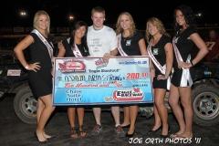 eagle-09-04-11-adam-armstrong-with-2011-nebraska-cup-finalist-catrina-harris-elle-patocka-emma-kelley-jamie-kromberg-lindsey-flodman