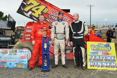Eagle   09-07-15   IMCA Nationals (396)   Top Three  John Carney II   Jason Martin  and Chad Wilson     Joe OrthPhotos.JPG