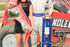 Eagle-09-07-15-IMCA-Nationals-495-John-Carney-II-with-2015-Miss-Eagle-Raceway-Kayla-Meidinger-Joe-OrthPhotos