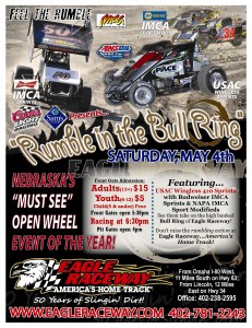 RumbleBullRing Flyer 2013