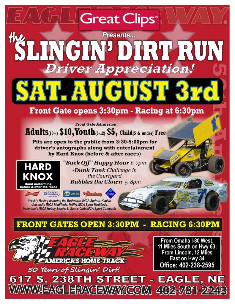 Slingin Dirt Run 2013