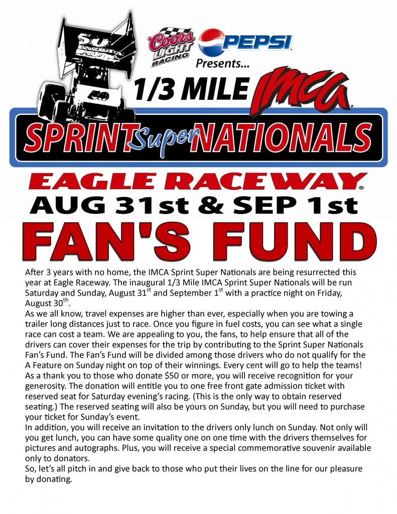 fan fund page
