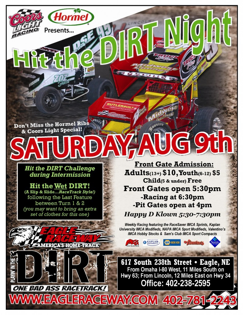 Hit the Dirt 2014