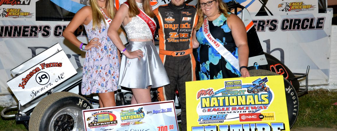 Saturday Portion of RaceSaver Nationals victory goes to