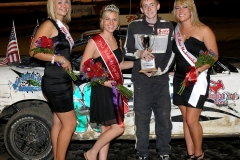 eagle-09-11-11-ne-cup-trevor-noonan-with-2011-miss-nebraska-cup-queen-deanne-kathol-and-2011-finalist-elle-patocka-and-lindsey-flodman