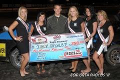 eagle-09-04-11-joey-danley-with-2011-nebraska-cup-finalist-catrina-harris-elle-patocka-emma-kelley-jamie-kromberg-lindsey-flodman